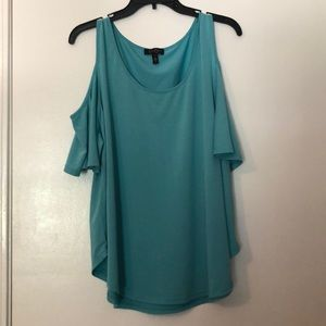 Light blue Jessica Simpson shirt